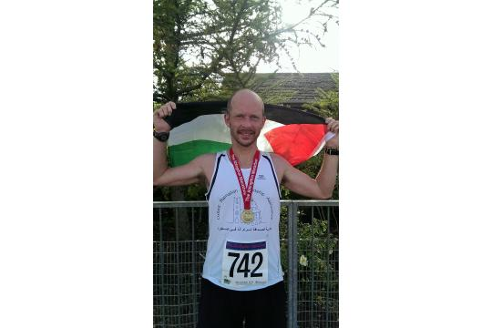Running Marathons For Orfa