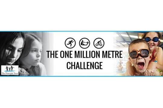 The Principle Trust 2016 Million Metre Challenge