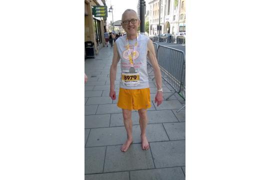 Leeds Half-Marathon For Halifax Choral Society