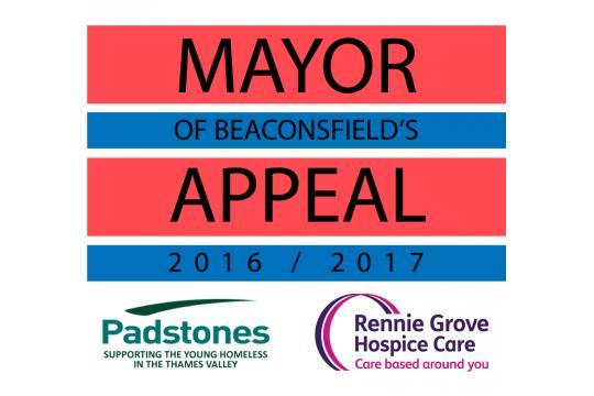 Mayor Of Beaconsfield's Appeal 2016-17