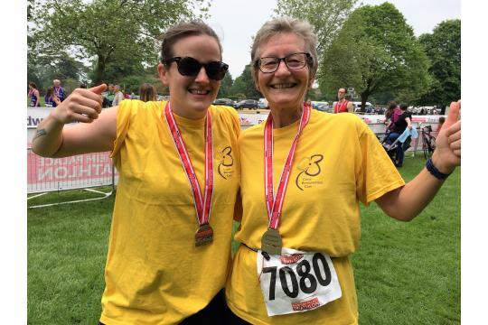 Triathlon To Support Cruse Oxfordshire