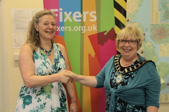 The Mayor Of Bracknell's Community Leaders