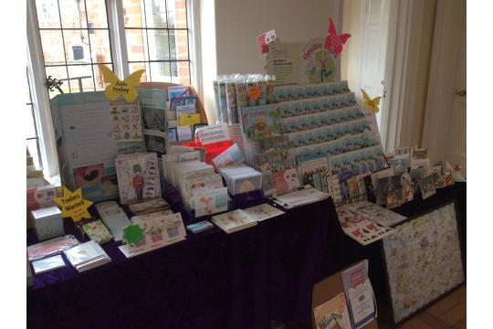 Cari's Cards Fundraising For Thirsk Community Care