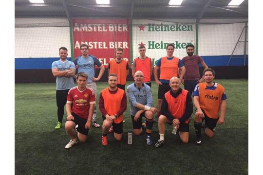 Talbot House Football