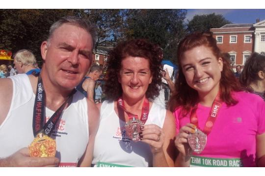 English Half And 10K 17Th September In Warrington