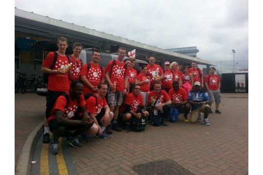 Walking Challenge 4 - The Lewisham Group Challenge