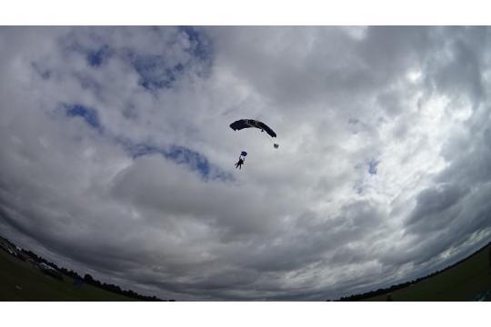 Reina's Skydive Challenge 2018
