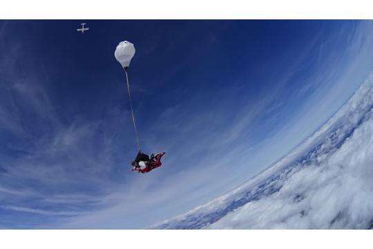 Georgie's Skydive Challenge 2018