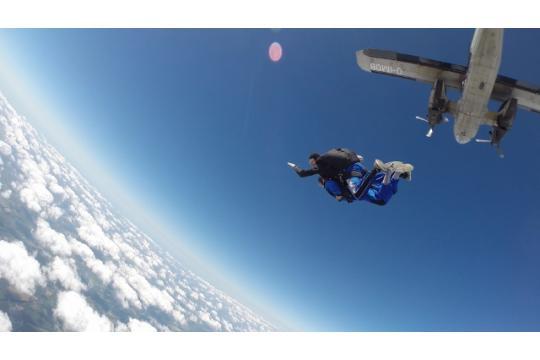 Macy's Skydive Challenge 2018