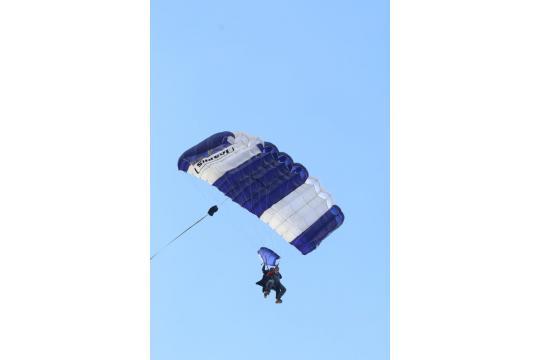 Poppy's Skydive Challenge 2018