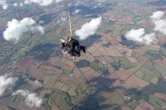 Ravneet's Skydive Challenge 2018