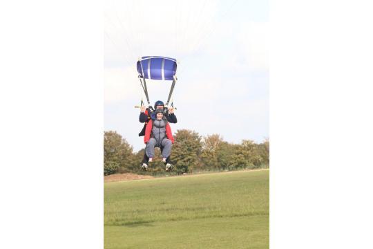 Georgia Hobbis' Skydive Challenge 2018