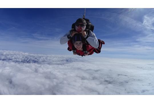 Julie's Skydiving Challenge 2018