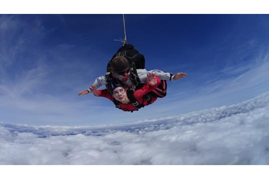 Eleanor's Skydive Challenge 2018