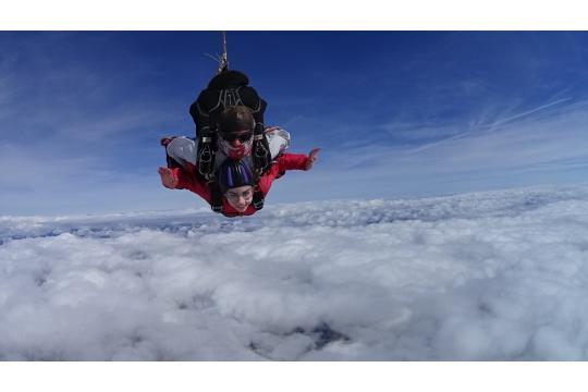 Celestine's Skydive Challenge 2018