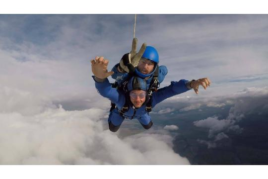 Skydive For Ms Wessex Therapy Center