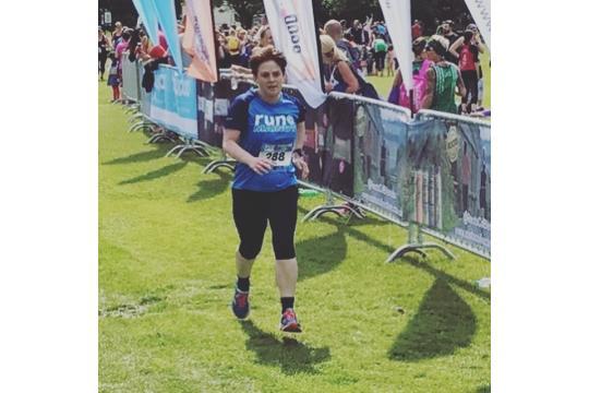 Nia's Marathon Adventure!