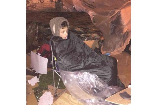 Yti Charity Sleep Out