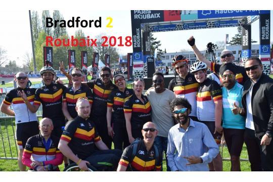 Bradford To Roubaix Cycle Challenge