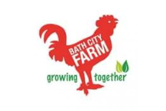 Alex Runs For Bath City Farm