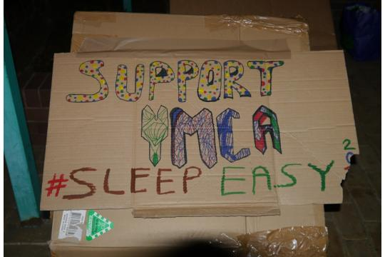 Ymca Milton Keynes Sleep Easy 2018