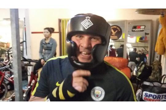 Riff Raff Charity Punch Up  Part 2 - Bayonet Ready