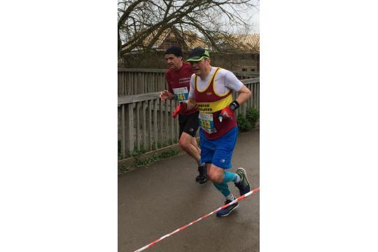 Trevors Marathon Challenge