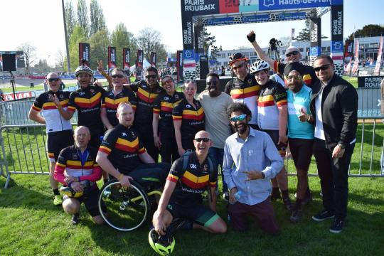 Bradford To Roubaix 600 Mile Cycle Challenge!