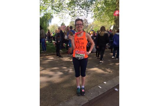 A Marathon In Two Parts