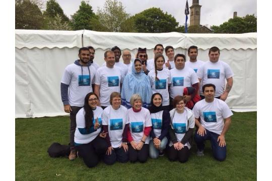 Believing In Bradford Dragon Boat Race