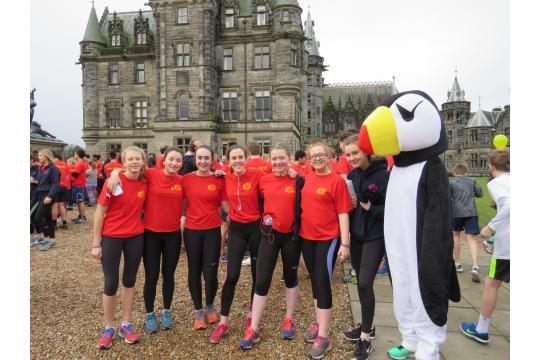 Arniston Charity Runs March 2018