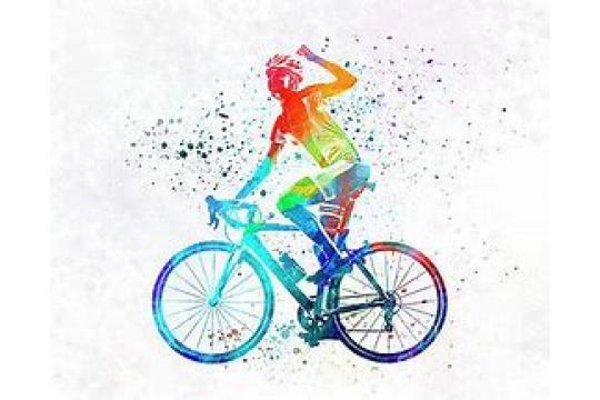 50 Miles Cycle Live - Nottingham Women's Centre