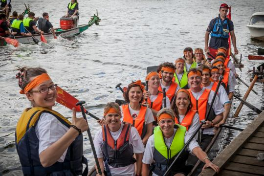 Dragon Boat Challenge 2018