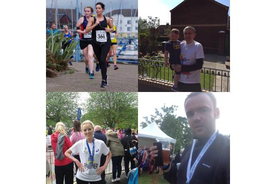 2018 Belfast City Marathon Relay