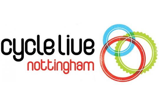Aaron And Beckie Cycle Round Nottinghamshire