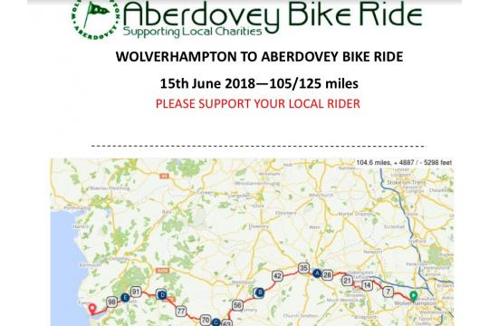 Wolverhampton To Aberdovey - The Sequel