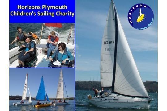 Bessie Sails The Eddystone 2018 For Horizons