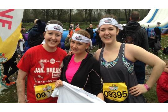 Cardiff Half Marathon For Svc