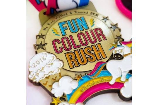 Clare'S  Fun Colour Rush